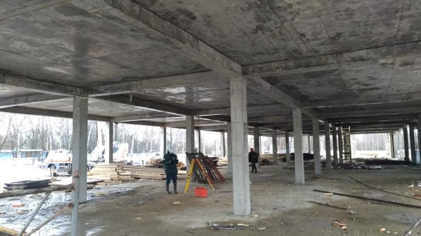 Строительство школы на 1,1 тыс. мест в Павловском Посаде завершат в I квартале 2021 года