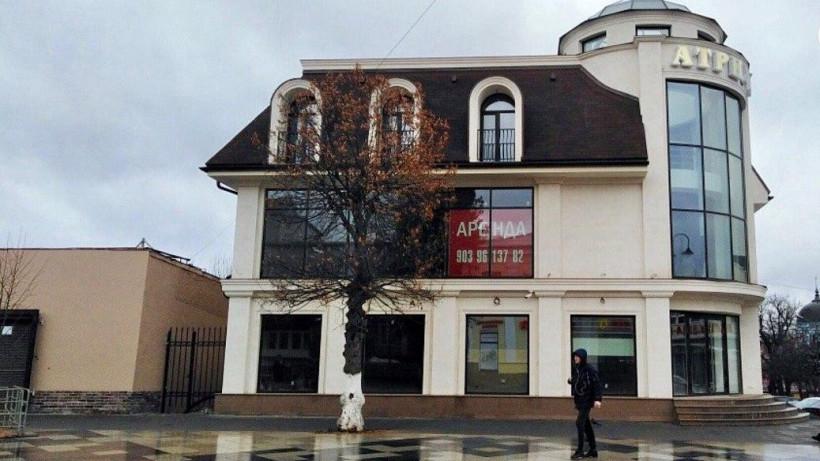 Торговый центр построили в Ногинске