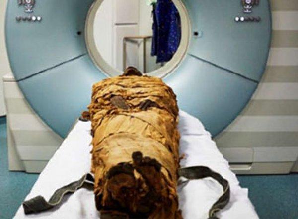 Ученые смогли восстановить голос 3000-летней мумии