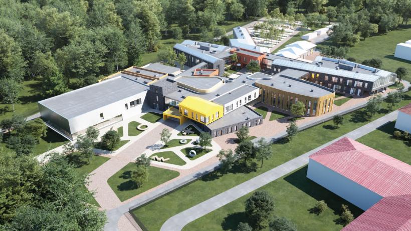 Уникальный реабилитационный центр появится в Сергиевом Посаде