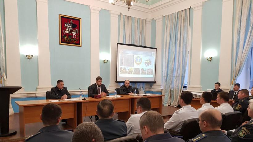 Управление Гостехнадзора Минсельхозпрода региона подвело итоги 2019 года