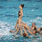 В Чехове стартует первенство России по синхронному плаванию