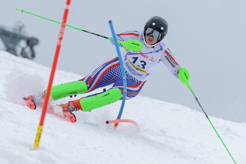 В горнолыжном клубе Леонида Тягачева прошли соревнования Московской области по горнолыжному спорту