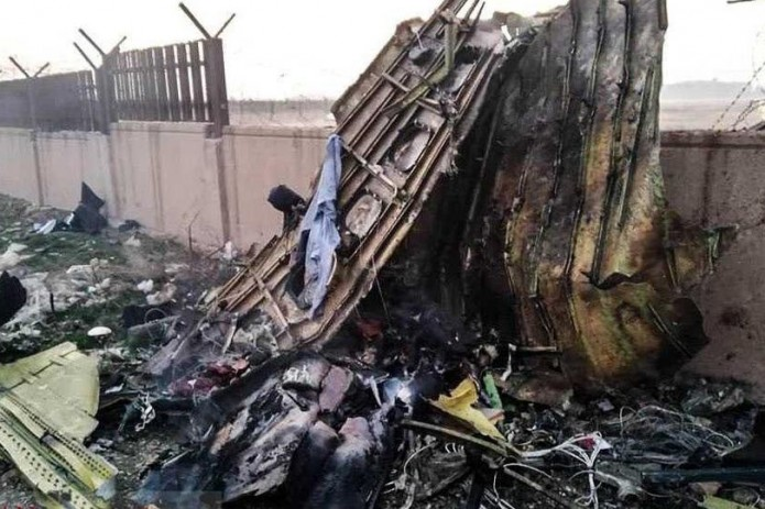 В Иране разбился украинский Boeing: все 177 человек погибли