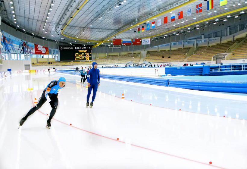 В Коломне пройдет финал Всероссийских зимних спортивных игр по конькобежному спорту