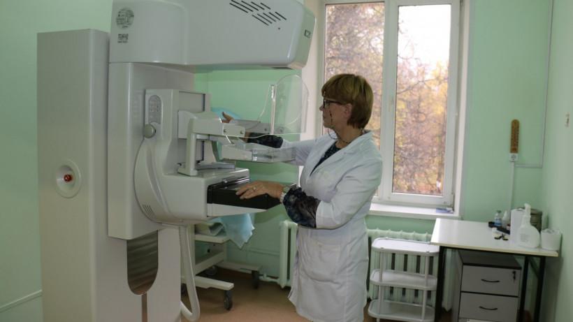 В Московской области планируют открыть четыре центра амбулаторной онкологической помощи