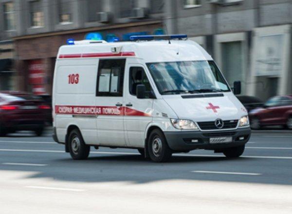 В Москве в гостинице неизвестные стрелки ранили двух человек