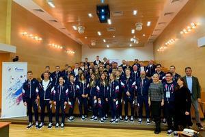В Новогорске состоялся семинар, посвящённый антидопинговым правилам, применимым к III зимним юношеским Олимпийским играм в Лозанне