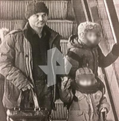 В Шереметьево мужчина бросил двоих детей, оставив записку