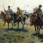 Встреча «Сибирское воинство»