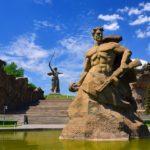 Встреча «Сталинград – бессмертный город, воин, патриот»