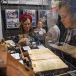 Выставка, посвященная блокаде Ленинграда, открывается в Музее Победы