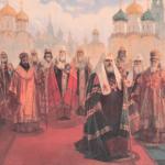Выставка, посвященная патриархам РПЦ, открывается в Государственном музее истории религии