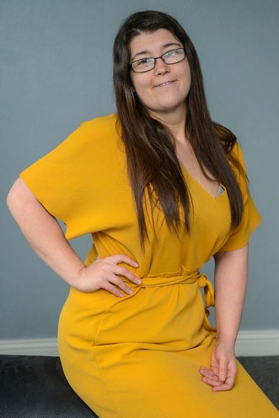 Женщина устала от оскорблений и за несколько месяцев похудела на 76 килограммов