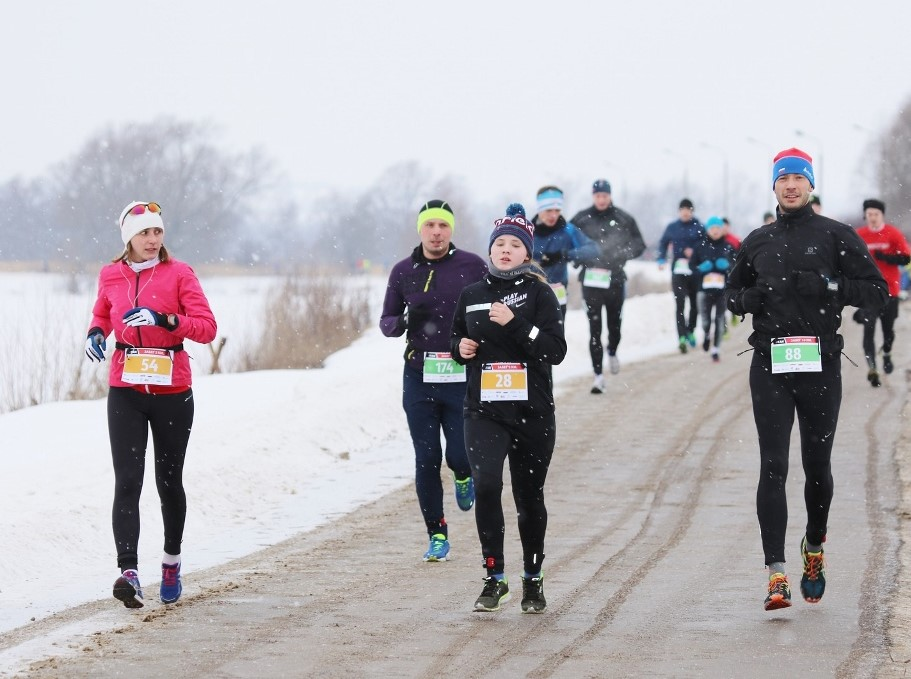 Зимний марафон «Титан» пройдет в Бронницах 9 февраля