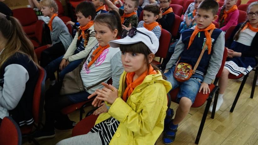 Зимняя оздоровительная кампания проходит в детских лагерях Московской области