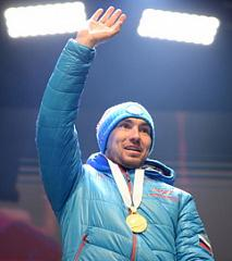 Александр Логинов – чемпион мира по биатлону в спринте и бронзовый призёр в гонке преследования