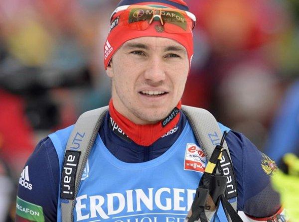 Александр Логинов впервые стал чемпионом мира по биатлону