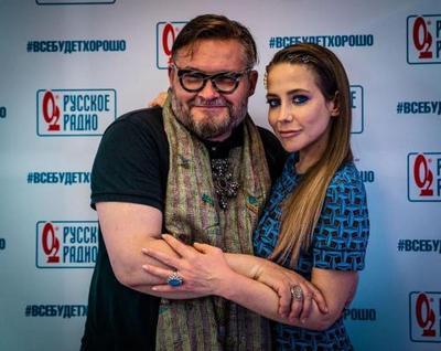 Александр Васильев пошутил о «романе» с Юлией Барановской