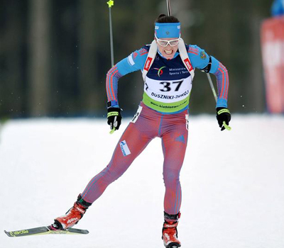Биатлонистов Устюгова и Слепцову поймали на допинге и лишили золота Олимпиады
