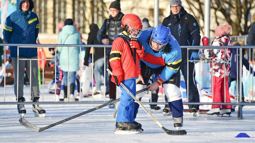 Более 2,5 тыс. человек примут участие в праздновании Дня зимних видов спорта в Подмосковье