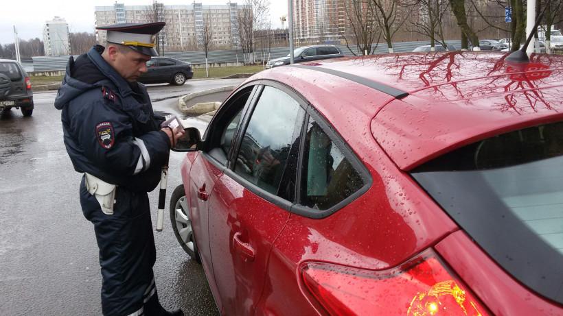 Более 20 пьяных водителей поймали в Подмосковье за день
