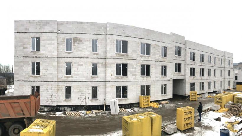 Более 250 человек переедут из аварийного жилья в новостройки в Рузском округе в 2020 году