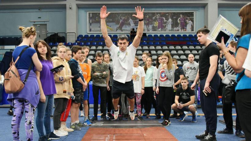 Более 500 человек выполнили испытания ГТО в Чехове