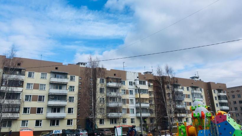 Более 500 многоквартирных домов в бывших военных городках региона отремонтировали за 6 лет