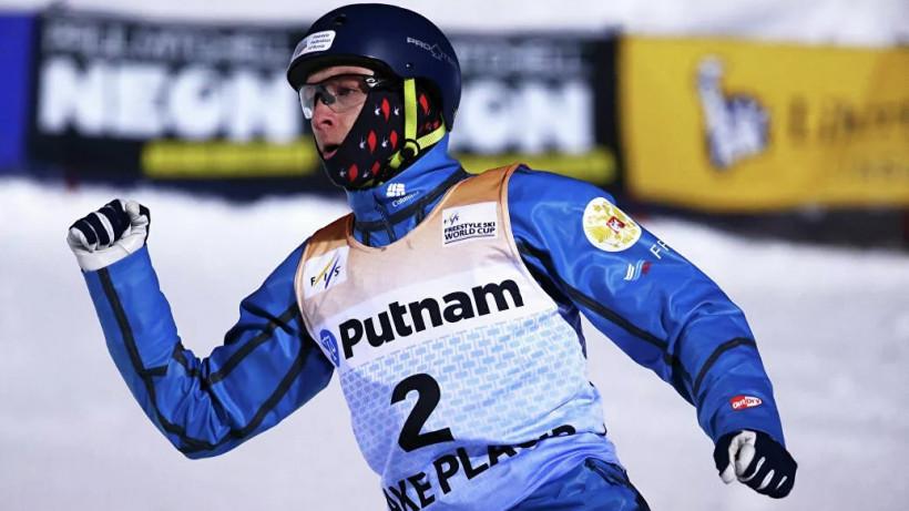Братья Буровы из Подмосковья выиграли медали на этапе Кубка мира по фристайлу