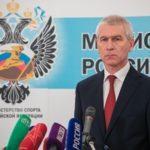 Брифинг Министра спорта Российской Федерации по ситуации с ВФЛА