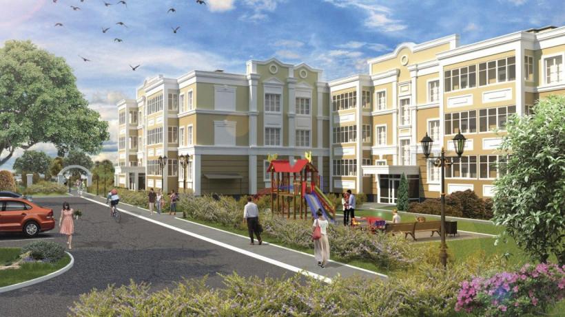 Четыре дома для переселенцев из аварийного жилья построят в Коломенском округе в 2020 году