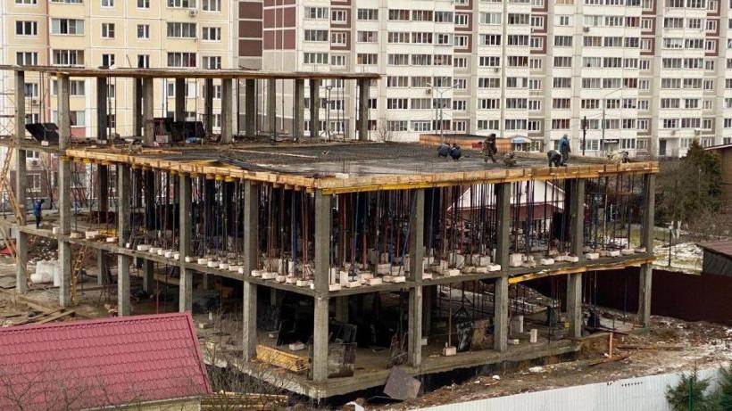 Четыре объекта самовольного строительства выявили в Подмосковье на прошлой неделе
