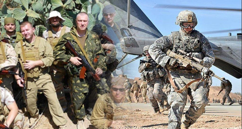О жесткости противостояния военным США от представителей российских ЧВК в Сирии сообщил американский спецпред Джеффри
