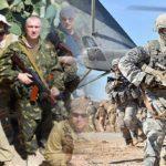 Войска США и российские ЧВК сталкиваются в Сирии
