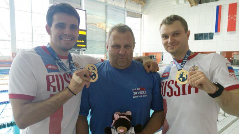 Дайверы из Подмосковья завоевали 4 медали Кубка мира