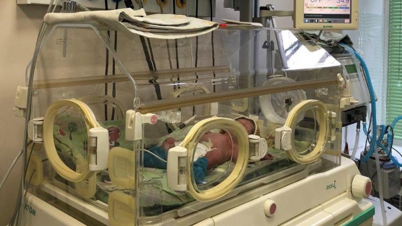 Две тройни родились в Подмосковье в феврале