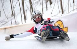 Екатерина Лаврентьевна и Александр Егоров – серебряные призёры Чемпионата Европы по натурбану