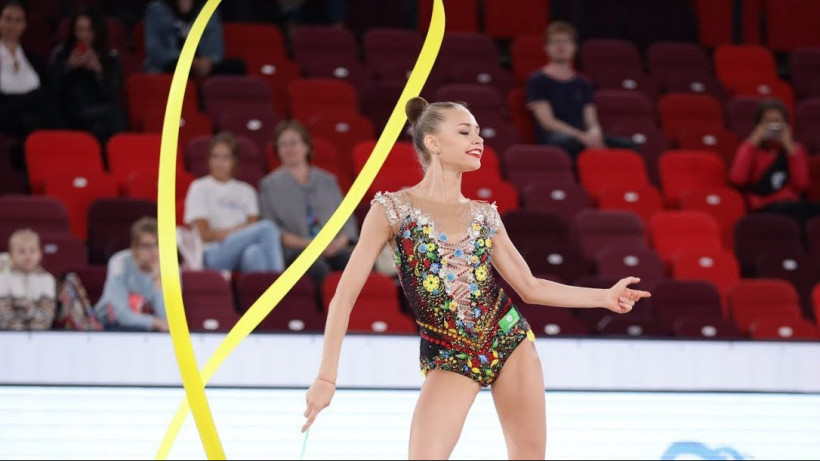 Гимнастки из Подмосковья завоевали 4 медали на чемпионате России