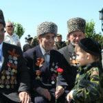 Информационный час «Подвиги сынов Чечни»