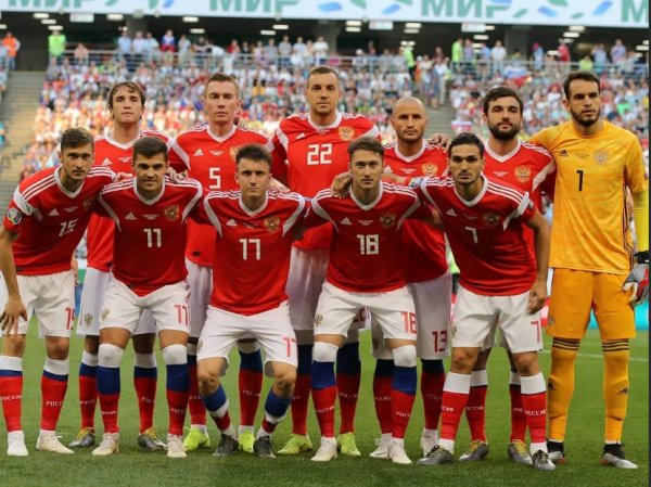 ИноСМИ: сборную России по футболу отстранили от ЧМ-2022