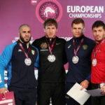 Итоги выступления сборной России по греко-римской борьбе на Чемпионате Европы в Риме