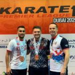 Каратисты из Московской области завоевали три бронзы международных соревнований