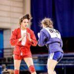 Карина Черевань примет участие в чемпионате России по самбо