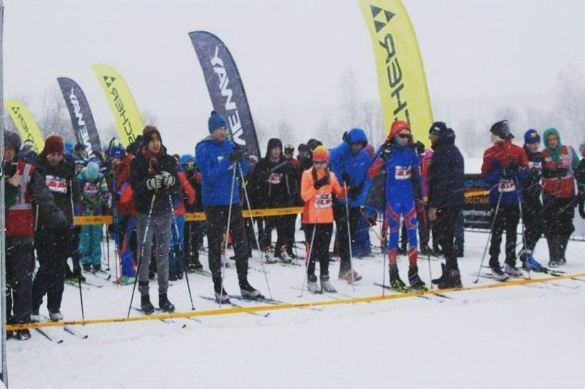 Масштабный лыжный марафон «Лыжня в Лавру» прошёл в подмосковном Нововоронино