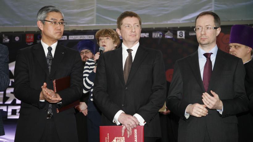 Международный фестиваль «Кубок Равноапостольного Николая Японского» открылся в Пушкине