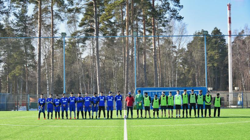 Межконфессиональный футбольный матч провели в Подмосковье