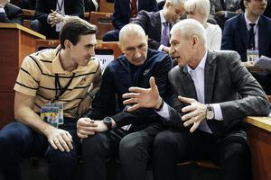 «Министр спорта России слышит спортсменов и доказывает это своими действиями», - Сергей Шубенков