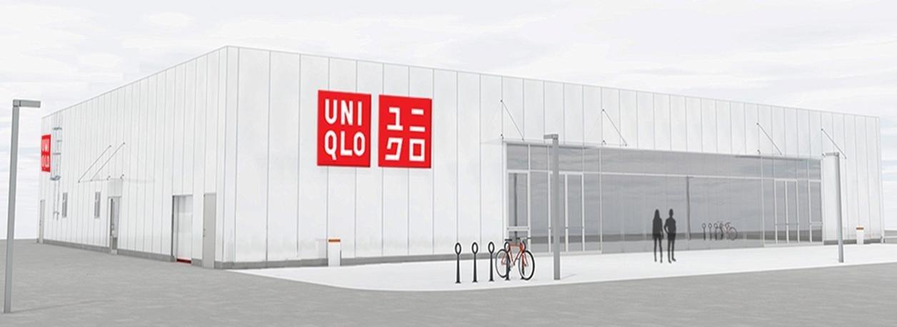 Мособлархитектура согласовала облик первого отдельно стоящего магазина «Uniqlo» в Пушкинском округе