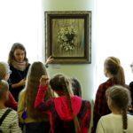 Музейное занятие «Жанровая живопись»